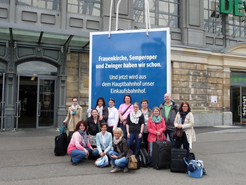 Ausflug nach Dresden 20.6.14 – 22.6.14