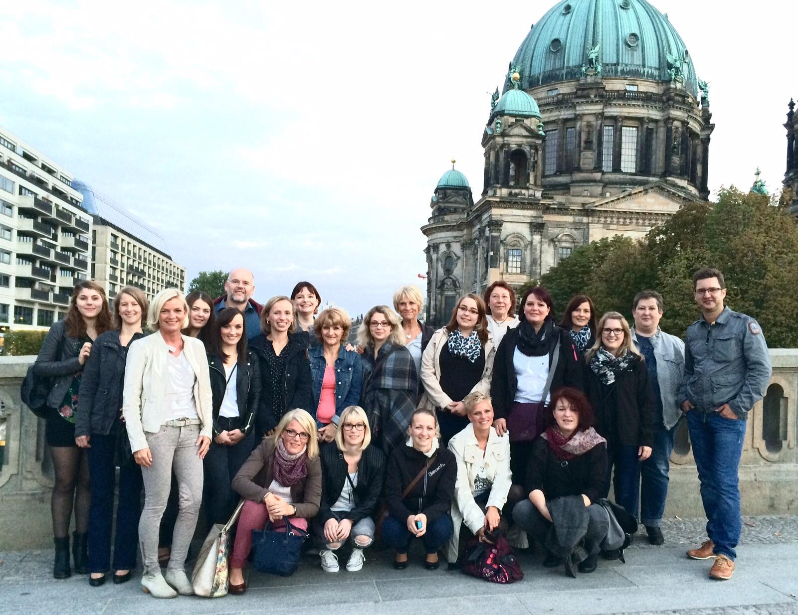 Berlinausflug im September