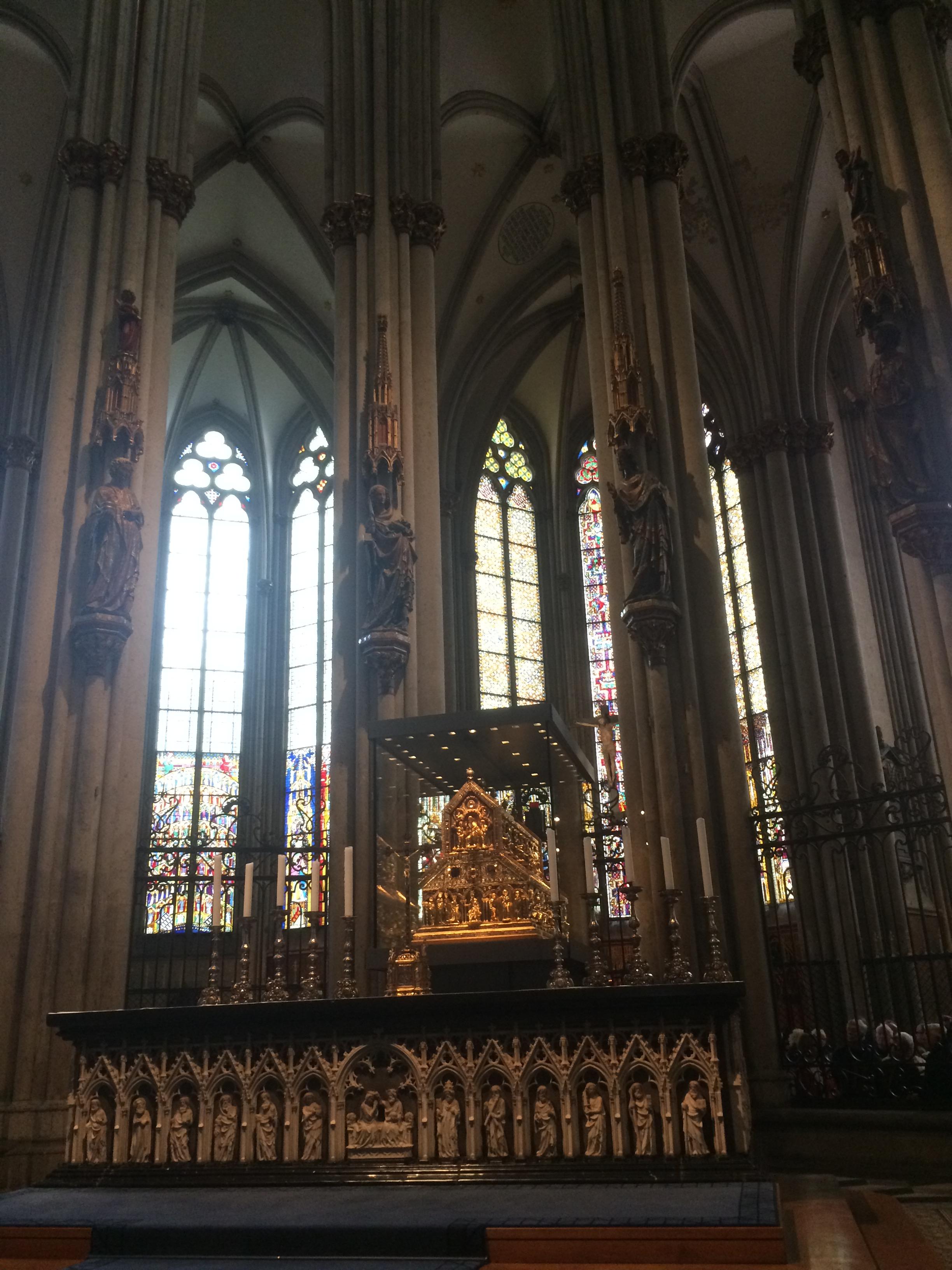 Unser jährlicher Praxisausflug: Köln!